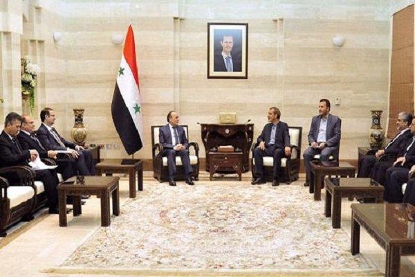 رئيس الوزراء السوري يدعو الشركات الايرانية للاستثمار في سوريا