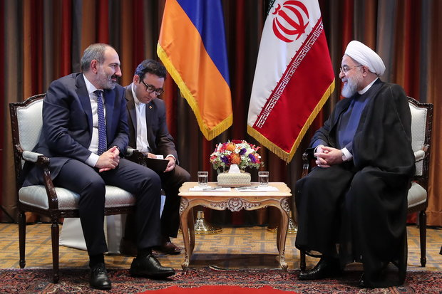 Iran always seeking friendly ties with neighbors, including Armenia