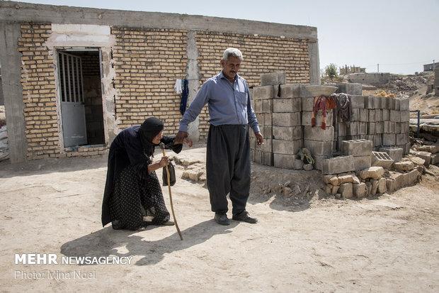 Kirmanşah'taki depremden son görüntüler