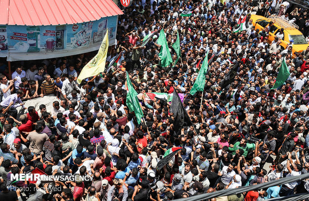 غداً..مسيرات حاشدة في غزة رفضاً لمشروع امريكي
