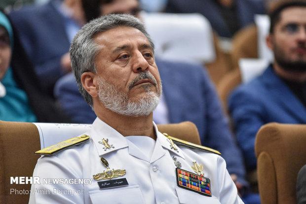 Sayyari discusses military coop. with Pakistani officials