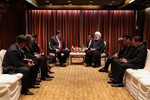 Rouhani invites independent countries to develop ties in all fields, resist enemies' greed