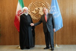 Iran determined to cooperate with UN in all fields