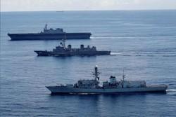Japonya, ABD ve Fransa'dan ortak tatbikat kararı