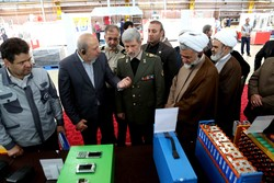 Inauguration ceremony of two factories to produce industrial batteries