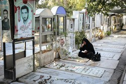 برنامه ریزی برای حضور مشهدی هادر آرامستان ها همزمان با«چراغ برات»