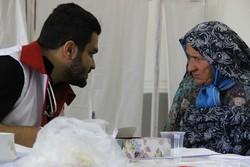 ویزیت رایگان ۱۴۵ نفر در مناطق مرزی و محروم خراسان جنوبی