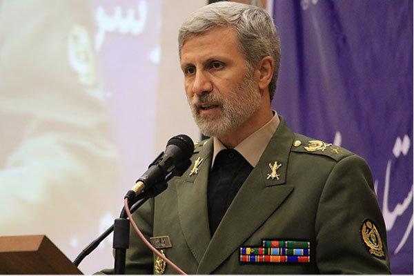 العميد حاتمي: امريكا تحارب الشعب الايراني باللجوء الى الارهاب الاقتصادي