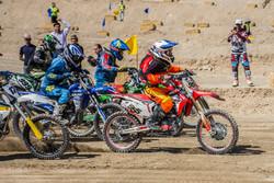 مسابقات موتور کراس قهرمانی کشور در همدان برگزار میشود