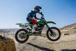 "İran'da ""Motokros"" yarışları"