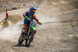 Iran's largest motocross trail opens in Arak