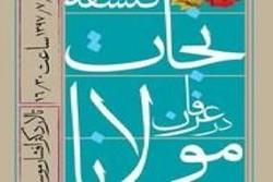 نشست «فلسفه نجات در اندیشه مولانا» برگزار می شود
