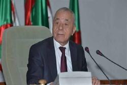 استعفای رئیس پارلمان الجزایر