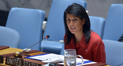 Nikki Haley lashes out at EU's Mogherini over Iran deal