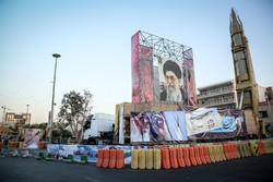 Tahran'da askeri teçhizat sergisi