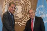 پاکستانی وزیر خارجہ کا اقوام متحدہ کے سیکریٹری جنرل سے رابطہ