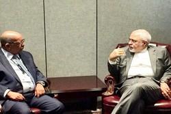 وزرای امور خارجه ایران و الجزایر دیدار و گفتگو کردند