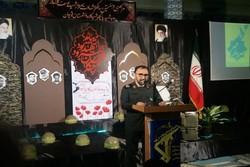 سپاه تجلی قدرت ملت ایران در دفاع از انقلاب است