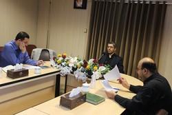 مصاحبه و تلاوت هفتمین دوره ارزیابی بخش قاریان برگزار شد