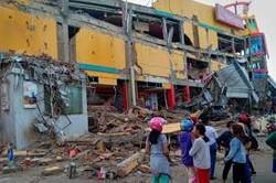Indonesian quake, tsunami