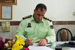 دستگیری ۴۰ سارق در نتیجه اجرای طرحهای انتظامی در نهاوند