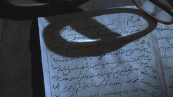 """A scene from """"Iran's Lady Qods"""" by Mostafa Razzaq-Karimi."""
