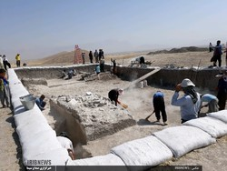 Berlin, Copenhagen universities assist Tappeh-Kheibar excavations