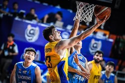 Iran's Petrochimi advances to semifinal of FIBA Asia Champions Cup