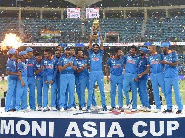 ہندوستان نے بنگلہ دیش کو ہرا کر ایشیا کرکٹ کپ کا ٹائٹل جیت لیا