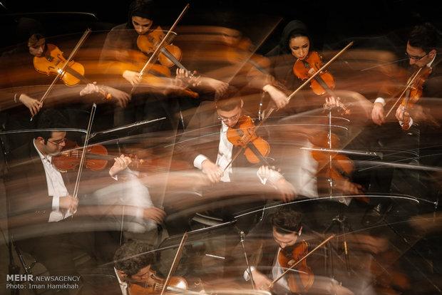 جزییات کنسرت ارکستر فیلارمونیک لرستان/ «بازی تاج و تخت» شنیدنی شد