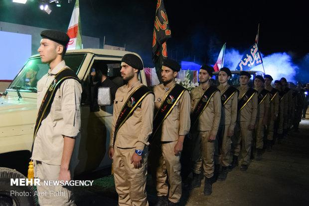 مؤتمر ال 5 الاف و250 شهيد في محافظة البر