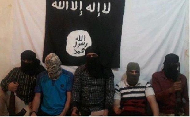 """""""داعش"""" ينشر صورة منفذي الهجوم الارهابي في مدينة الاهواز"""