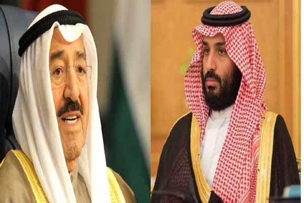 Bin Selman ile Kuveyt Emiri ikili ilişkileri normal göstermeye çalışıyorlar