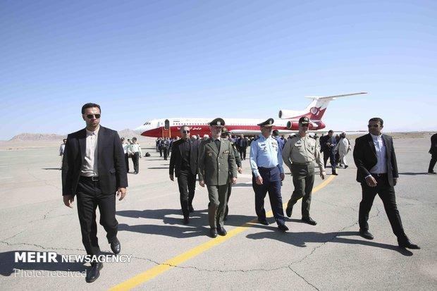 Iran unveils modern, heavy-duty firefighting aircraft
