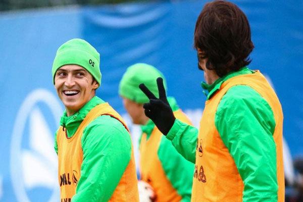 Sardar Azmoun joins Zenit St. Petersburg