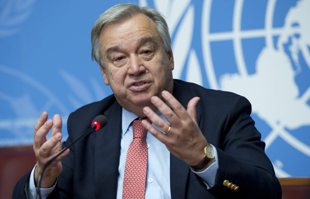 Golan is an occupied Syrian land: Guterres