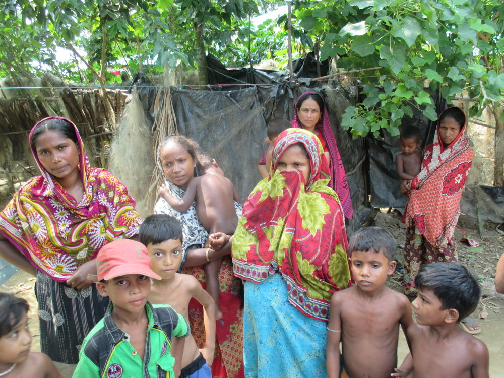 Sexual violence against Rohingyas