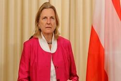 Avusturya Dışişleri Bakanı 5 dilde Ortadoğu krizine değindi