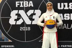 بانوی قزوینی به اردوی نهایی تیم ملی بسکتبال دعوت شد