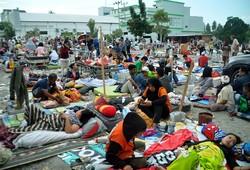 انڈونیشیا میں زلزلہ وسونامی سے ہلاکتوں کی تعداد 1234 ہوگئی