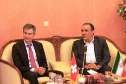 Switzerland eyes broadening business ties with Iran