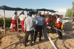 مرگ دو جوان بهشهری بر اثر گازگرفتگی در چاه
