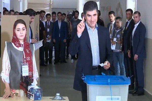 Irak Kürdistanı'ndaki parlamento seçimleri başladı