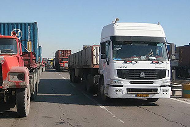 بهروزرسانی نرخ حمل و نقل کالا بر اساس تن کیلومتر