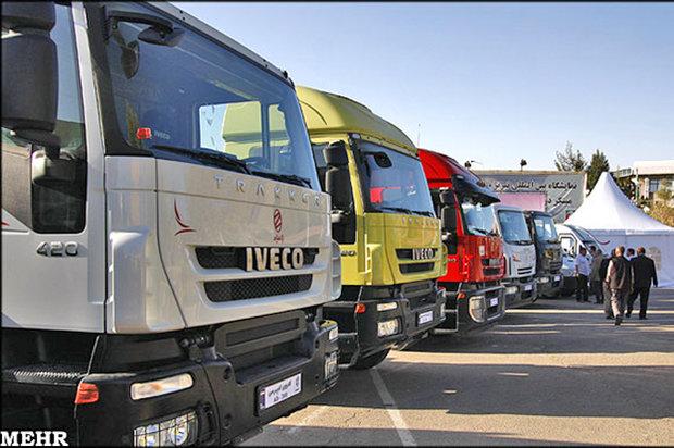 توقف ۹۰ کامیون مواکب در مرز شلمچه