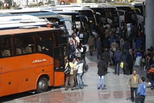 جابهجایی ۳۸ هزار نفر توسط ناوگان حملونقل بین شهری لرستان