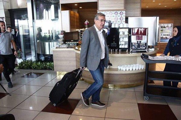 برانکو ایوانکوویچ به امارات رفت