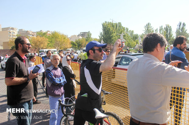 1st stage of 33rd Cycling Tour of Iran