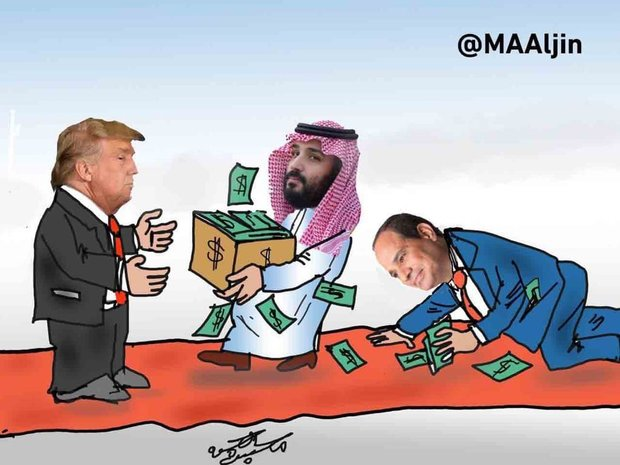 دلارهای سعودی کجا میرود؟