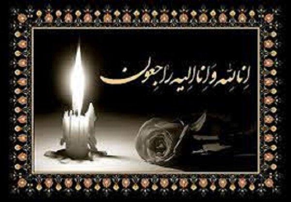 پیکر مادر شهید عامری در لامرد تشییع شد